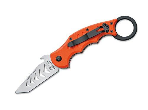 FKMD Dart Trainer Taschenmesser Orange, Klingenlänge: 6,5 cm, 01FX023