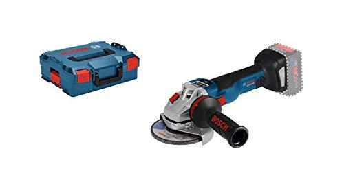 Bosch Professional Akku Winkelschleifer GWS 18V-10 SC (ohne Akku, 18V, Connectivity Modul, ScheibenØ125 mm, in L-Boxx) Mm-modul