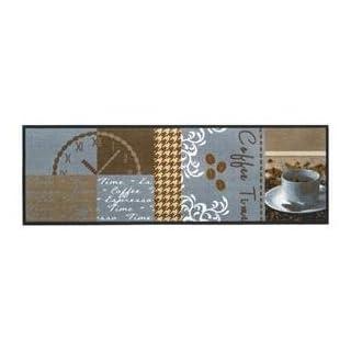 asturdintex-Kitchen Mat Polyamide 50X 150-coffe