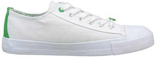 Le Temps des Cerises Damen Origin Flach Blanc (Sport Green)
