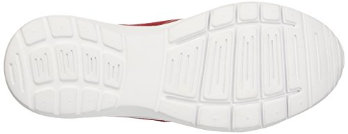 Pantone Kilimanjaro, Low-Top Chaussures mixte adulte Rosso (Formula One 19-1763 Tpx_50)