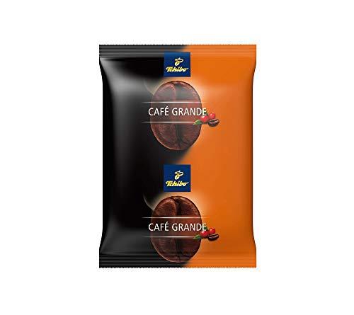 Tchibo Cafe Grande | Hochwertiger Kaffee aus ganzen Bohnen im 500g Beutel | Ideal für Kaffeevollautomaten | Einzigartige Kaffeequalität von Tchibo