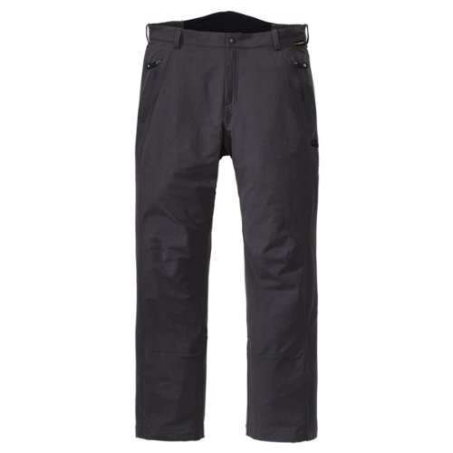 JACK WOLFSKIN HERREN SOFTSHELLHOSE ACTIVATE WINTER PANTS Dark Steel