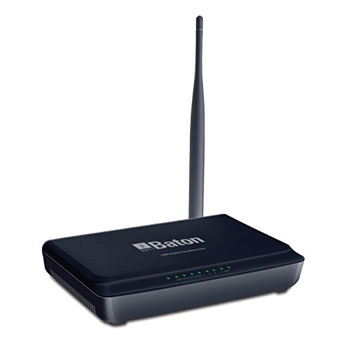 iBall iB-WRB150N 150M Wireless N Broadband Router (Not a Modem)