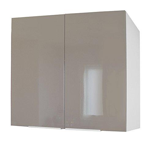 berlenus-cp8ht-meuble-haut-de-cuisine-avec-2-portes-taupe-haute-brillance-80-x-34-x-70-cm