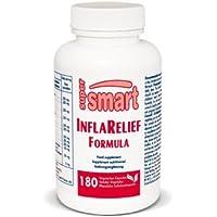 Supersmart - Inflammation, Articulations - InflaRelief Formula - Contenance: 250 ml.