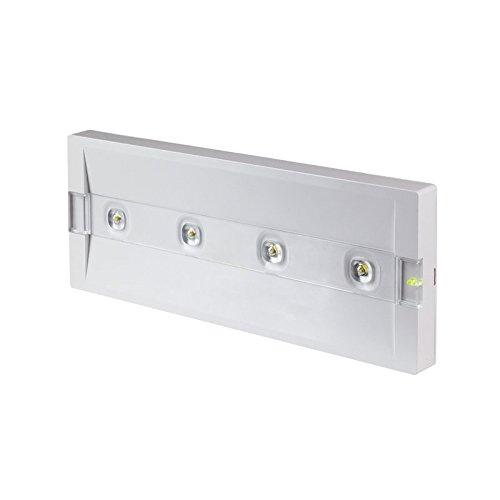 Beghelli BEG4304 Plafoniera Emergenza LED 36 W, Multicolo