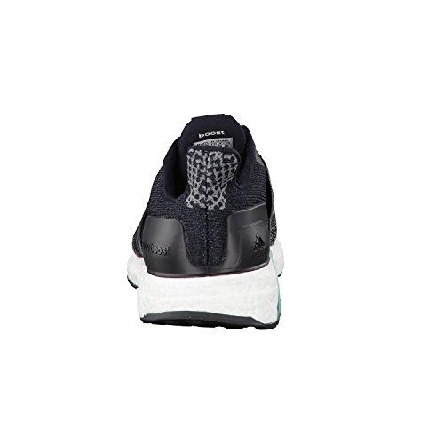 Adidas Ultra Boost ST Glow Women's Scarpe Da Corsa - SS16 Gris - core black/silver met./core black