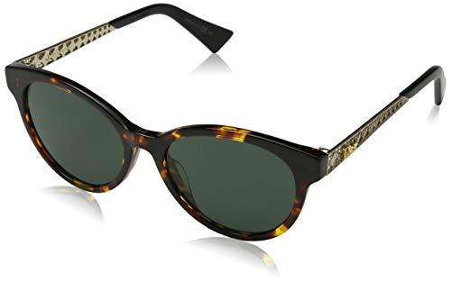 Dior Damen DIORAMA7 QT 2IK 52 Sonnenbrille, (Havana Gold/Green)