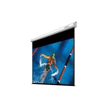 Lumene Embassy 2 240C écran de projection (motorisé) 106 po ( 269 cm ) 16:9 blanc, WMat-ST blanc laqué