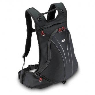 Givi EA104B - Mochila Porta-casco Expandible, color negro
