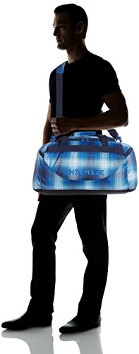 Chiemsee Damen Matchbag Medium Sporttasche Plaid Regatta