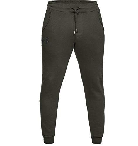 arrepentirse camuflaje azafata  Under Armour Rival Fitted Tapered Jogger Pantalón, Hombre [OFERTAS] - 🛴  DEPATINETES.COM