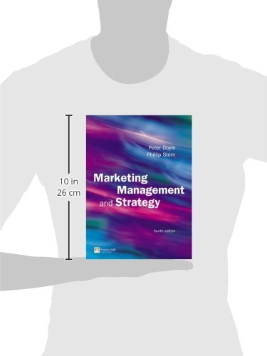 Mr Peter Doyle:Marketing Management and Strategy