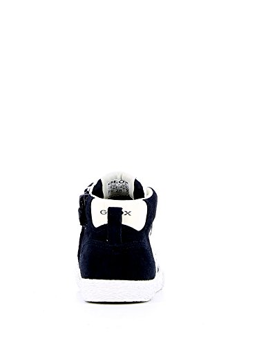Geox B34A7A 00022 Sneakers Bambino Navy/silver