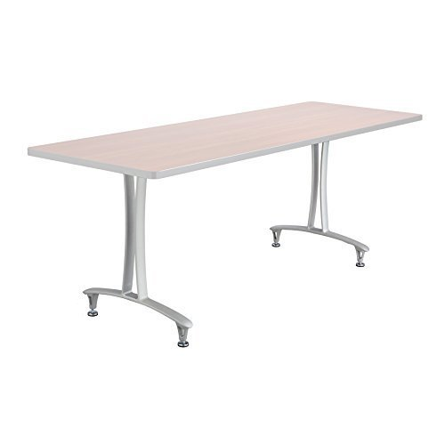 Leg Table Base (Safco Rumba Training Table T-leg Base w/Glides 2083SL by Safco)