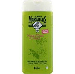 Le petit marseillais &bain-douche extra doux, huile d'olive &tilleul-le flacon de 650 ml (multi-order item for extra postage cost will be reimbursed)