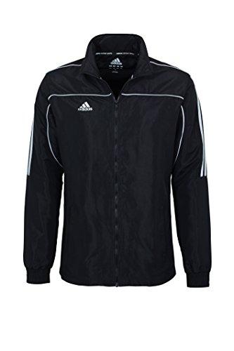 adidas Herren Jacket Teamwear, Schwarz, L