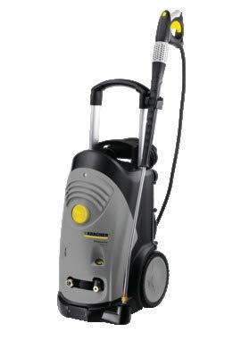 Kärcher Nettoyeur haute pression HD 6/16-4 M Plus Hi de pression ou Nettoyeur haute pression - Nettoyeur haute pression 160 bar, 30 bar, 190 bar, 3400 W, 48 kg, 467 mm)