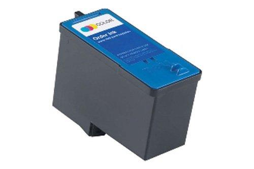 Dell 924 Drucker Tinte (Original Tinte passend für Dell A 926 Dell MK991 59210210 , 592-10210 - Premium Drucker-Patrone - Cyan, Magenta, Gelb - 150 Seiten)