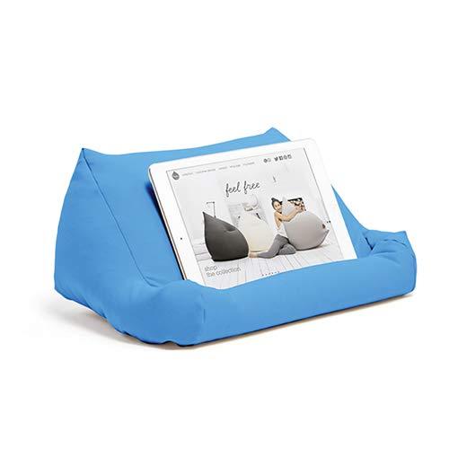 Terapy -YP8- Paddy Indoor Sitzsack-Tabletthalter mit 25x15cm - Buchablage in türkis