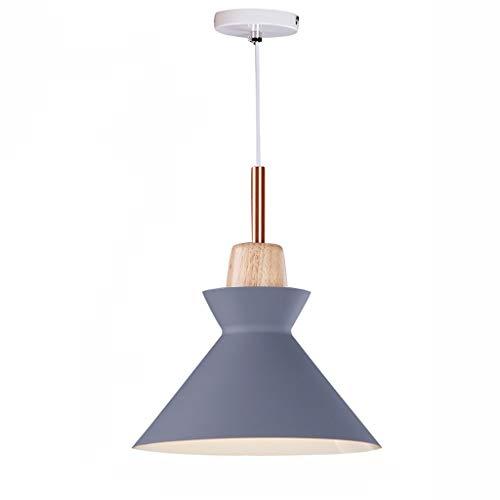 XINYALAMP Personalidad creativa moderna simple Lámpara LED de una sola cabeza pequeña...