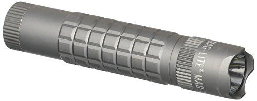 Mag-Lite Mag-Tac LED-Taschenlampe im Tactical-Design, Crowned Bezel, 320 Lumen, 13.4 cm mit 3 Modi, grau SG2LRC6
