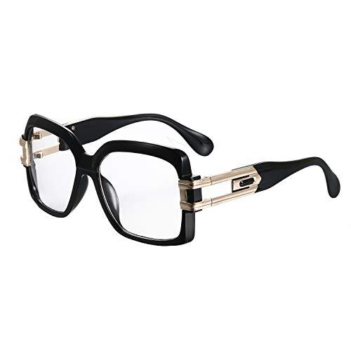 Aroncent Damen Outdoor-Sonnenbrille, polarisiert, UV-Schutz 400, große Rahmen, Farbe wählbar Bianco