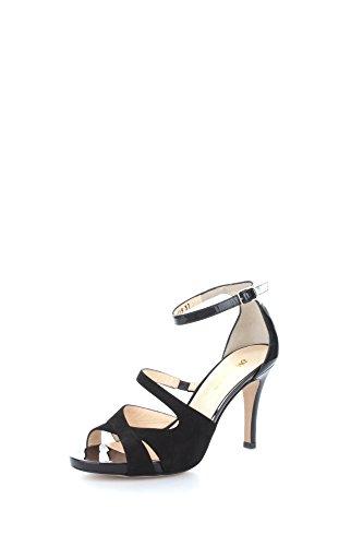 Melluso S810 Sandales Femme Black