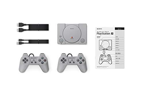 Sony Playstation Classic - Console + 2 Controller Img 1 Zoom