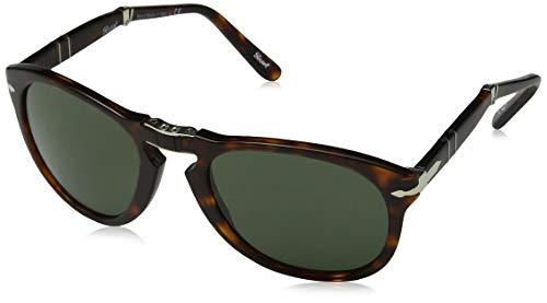 Persol Herren 0Po3192S 24/57 54 Sonnenbrille, Braun (Havana/Crybrownpolarized)