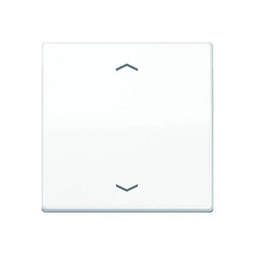 Preisvergleich Produktbild Jung AS591PWW Wippe für Taster BA 1-fach