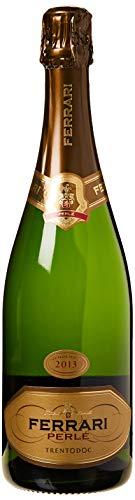Ferrari doc perle' 7045051 vino spumante, cl 75
