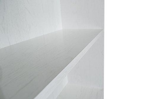 Legno Bianco Sbiancato : Armadio bianco moderno ante cas h rovere sbiancato