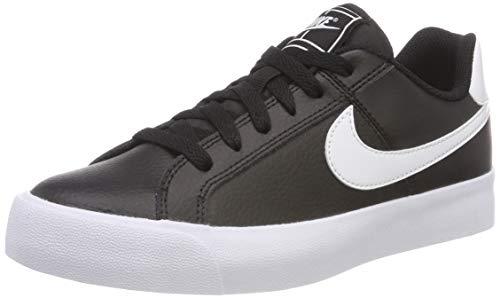 Nike Damen Court Royale AC Tennisschuhe, Schwarz (Black/White 001), 38.5 EU -