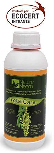 Huile de neem hydrosoluble pour plantes (TOTAL CARE)-1 litre