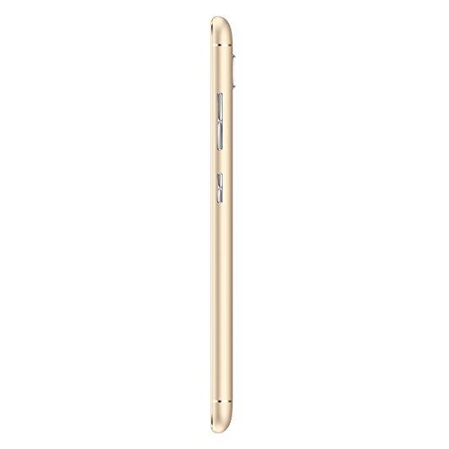 ASUS ZenFone 3 Laser ZC551KL 5 5  SIM Doble 4G 4GB 32GB 3000mAh Oro - Smartphone  14 cm  5 5    32 GB  13 MP  Android  6 0  Oro