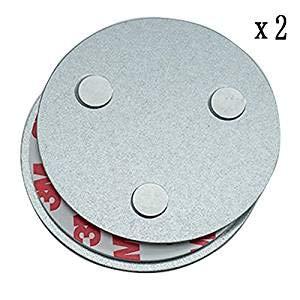Hmtool Detector De Humo Magnético Herramienta