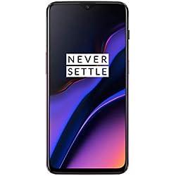 OnePlus 6T Smartphone débloqué 4G (Ecran : 6,41 pouces - 8 Go RAM - 128 Go Stockage - Double Nano-SIM - Android) Violet