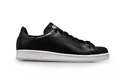 Adidas Stan Smith, Sneaker Unisex adulto CBLACK/CBLACK/SILVMT B33972