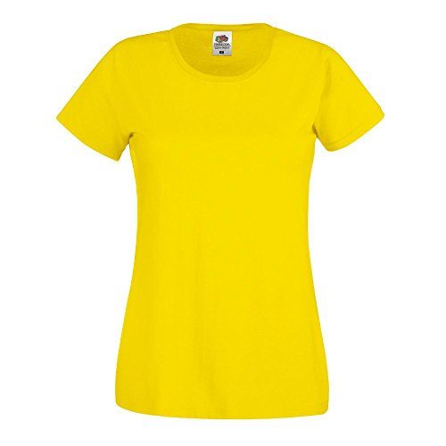 fruit-of-the-loom-lady-fit-original-tee-yellow-m