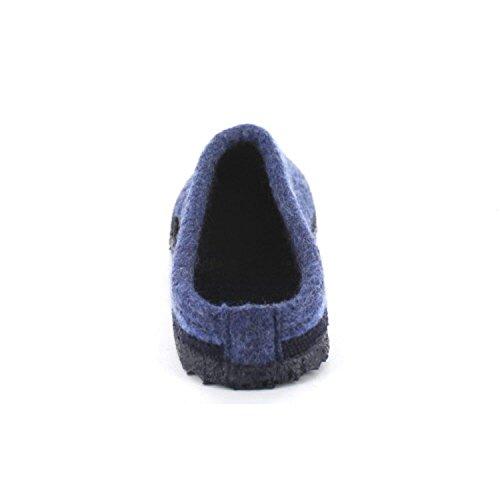 Giesswein  Notzen, Pantoufles non doublées femme Bleu - Jeans
