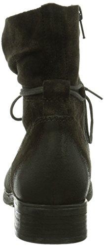 Gabor Shoes - Stivali, Donna Grigio (Grau (dunkelgrau (Mel.)))