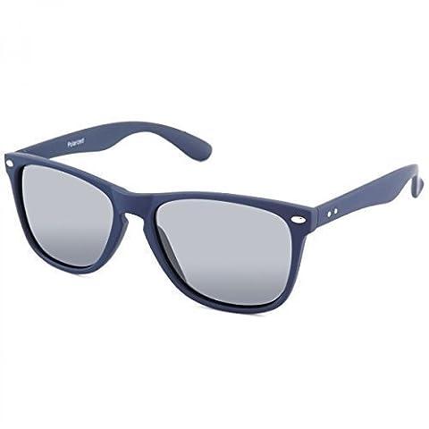 BEZLIT - Lunettes de soleil - Uni - Homme Bleu Bleu
