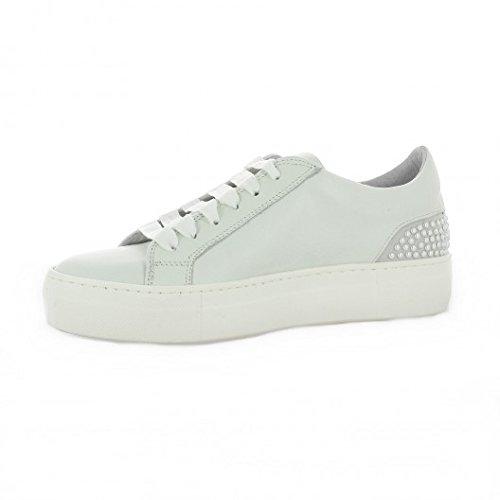 Pao Baskets cuir blanc Blanc