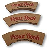 A Bawa Initiative Peace Book Cone Rolling Paper Filter Tips Pack Of 3 Booklets From SUDESH ENTERPRISES