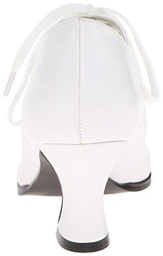 Victorian Pleaser Blanc Ccq5axr 03 Escarpins Femme rxBdCoeW