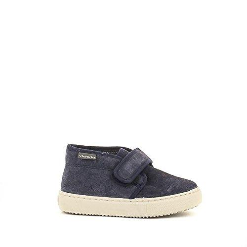 Victoria Unisex, bambini Stivaletti chukka blu Size: 24