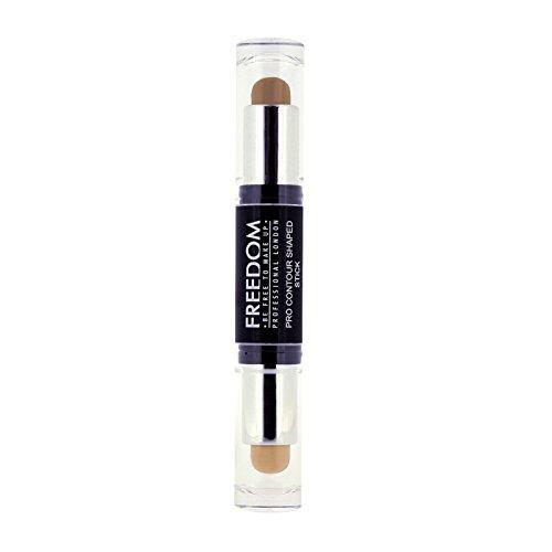 Freedom Makeup London Hightlight et Contour Pro Contour Stick - Medium 02