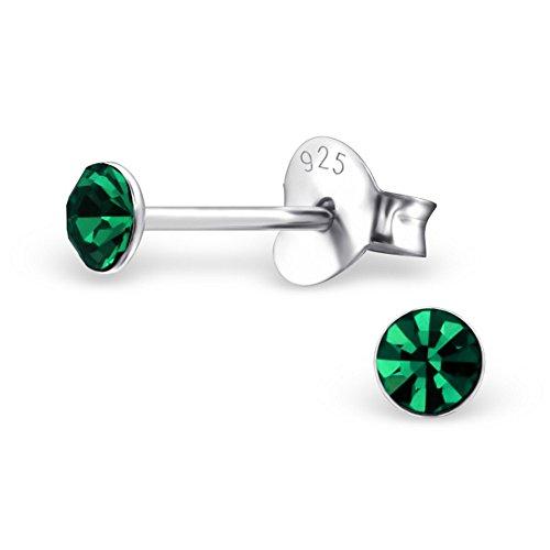 bungsac-grune-kristall-ohrstecker-925-sterling-silver-3mm-rund-ohrringe-echtschmuck-studs-ohrschmuck